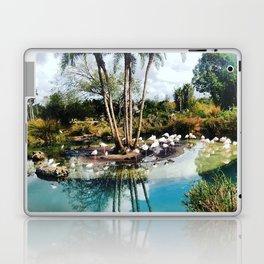 Flamingo Lagoon Laptop & iPad Skin