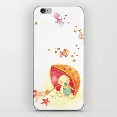 Baby beach iPhone & iPod Skin