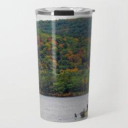 Autumn in Belgrade, Maine (2) Travel Mug