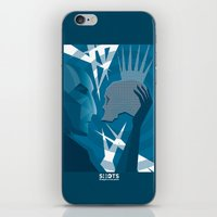 hamlet iPhone & iPod Skins featuring Hamlet and Yorick by SHOTS