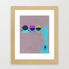 You Bastards.  Framed Art Print