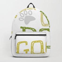Good Old Dog Backpack