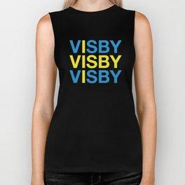 VISBY Biker Tank
