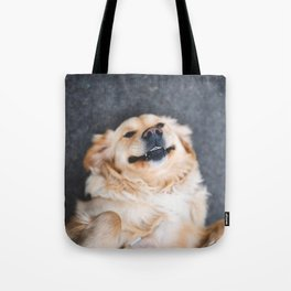 Dog by Stephen Andrews Tote Bag