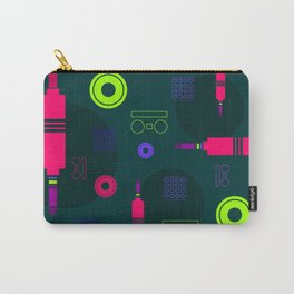 Plugged in Carry-All Pouch