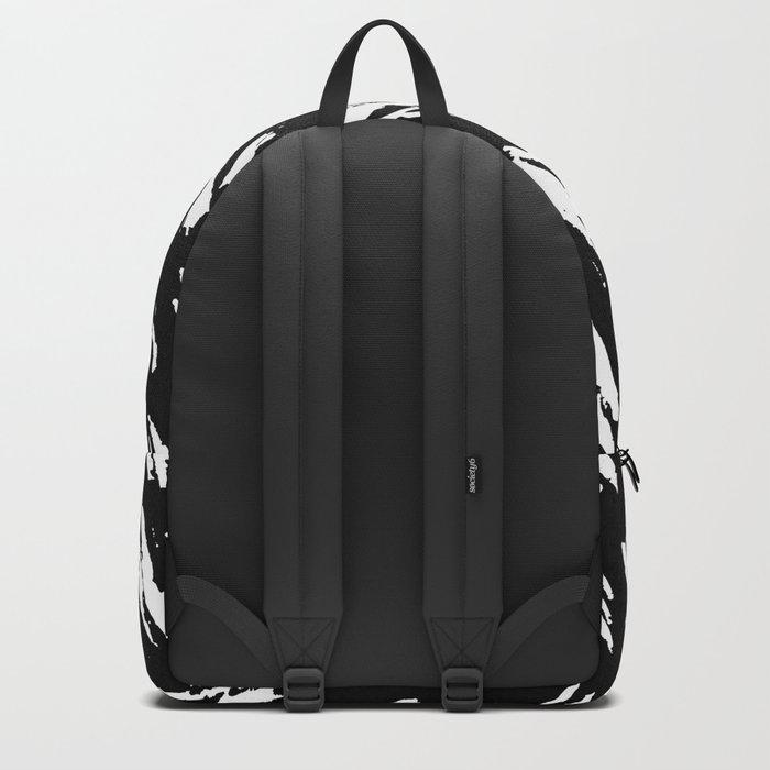 Modern Polka Splotch Backpack