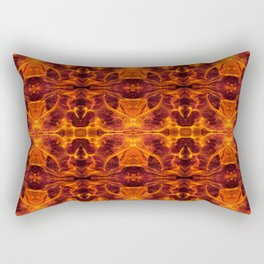 28. Fire of Katniss Everdeen Rectangular Pillow