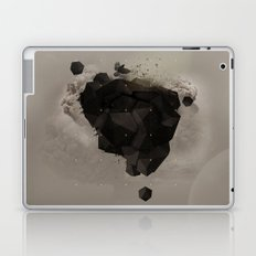 Abstract clouds #crow Laptop & iPad Skin