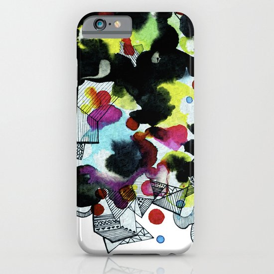 Hanging worlds  iPhone & iPod Case