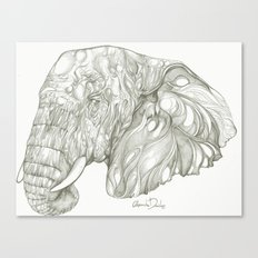 Trophy Game  Canvas Print