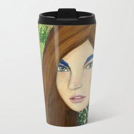 Luella  Metal Travel Mug