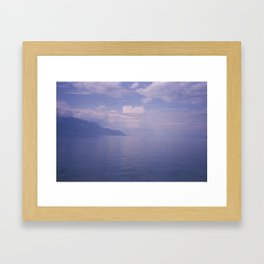 Dreaming of the Summer Framed Art Print