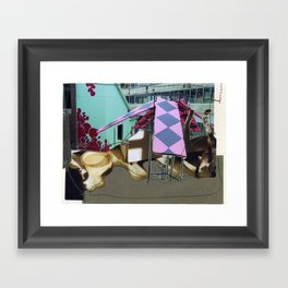 Adam And Bobby's Space Framed Art Print