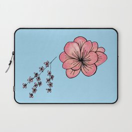 Apple Blossoms Laptop Sleeve