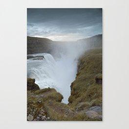 Gullfoss Canvas Print