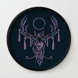 Qilin Head Wall Clock