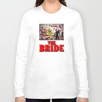kill bill Long Sleeve T-shirts featuring Kill Bill by Joe Badon