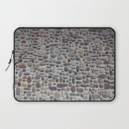 Pebble Mosaic Laptop Sleeve