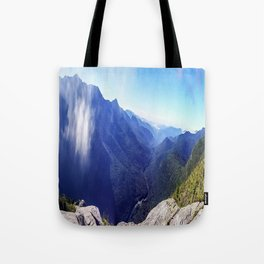 Old Man's View Tote Bag