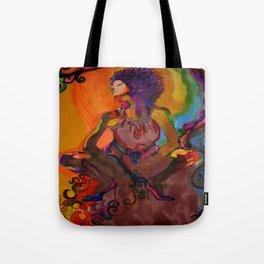 The Woman King Tote Bag