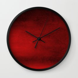 Hell's symphony II Wall Clock