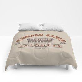 Ichiraku Ramen v1 Comforters