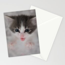 Pick me up I want a cuddle Stationery Cards