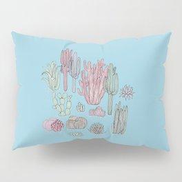 Desert Plants Pillow Sham