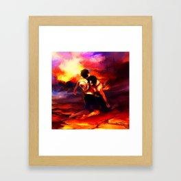 in fact Framed Art Print