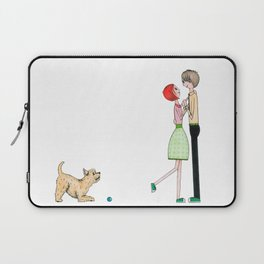 Dancing with Love Laptop Sleeve