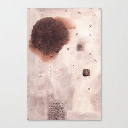 Landscape Poem Canvas Print