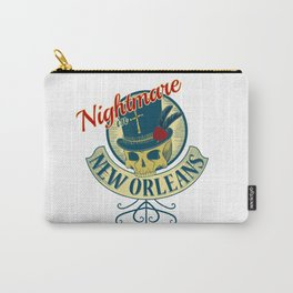 Nightmare in New Orleans Carry-All Pouch