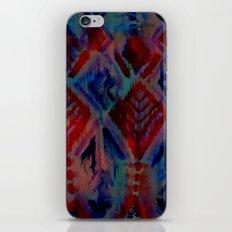 Ikat #2A iPhone & iPod Skin