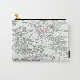 Dragons in the Mist Carry-All Pouch