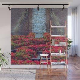 Flowering Fall Wall Mural