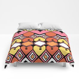 Umi Red Comforters