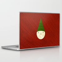 elf Laptop & iPad Skins featuring Elf by Inmyfantasia