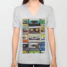 The Mixed Tapes Project 4 Unisex V-Neck