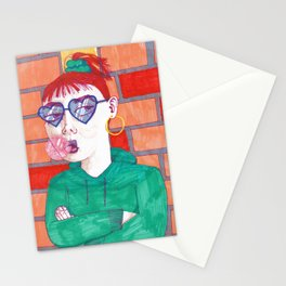 Middle School Bully Stationery Cards