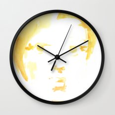 Portrait 149 Wall Clock