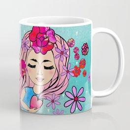 Flying Tehuana Oaxaca Coffee Mug