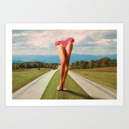 Stems Analog Art Print