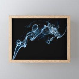 Smoke Screen Framed Mini Art Print