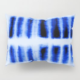 Shibori  Block Pattern Pillow Sham