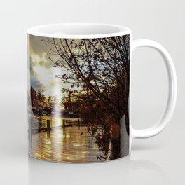Winnisquam Launch Coffee Mug