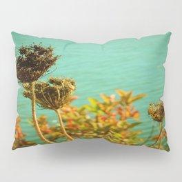 Flowers On An Ocean Breeze Pillow Sham