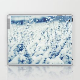 Blue Winter Laptop & iPad Skin