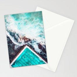 Sydney Bondi Icebergs Stationery Cards