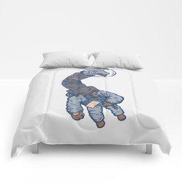 Astro Brachiosaurus Comforters