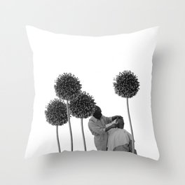 going Throw Pillow